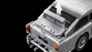 10262_LEGO-Creator-Expert_James-Bond-Aston-Martin-DB5_Kugelsicherung | ©2018 LEGO Gruppe