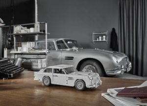 10262_LEGO-Creator-Expert_James-Bond-Aston-Martin-DB5_Original-LEGO-Modell | ©2018 LEGO Gruppe