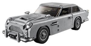 10262_LEGO-Creator-Expert_James-Bond-Aston-Martin-DB5_Produkt | ©2018 LEGO Gruppe