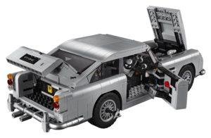 10262_LEGO-Creator-Expert_James-Bond-Aston-Martin-DB5_offene-Ansicht | ©2018 LEGO Gruppe