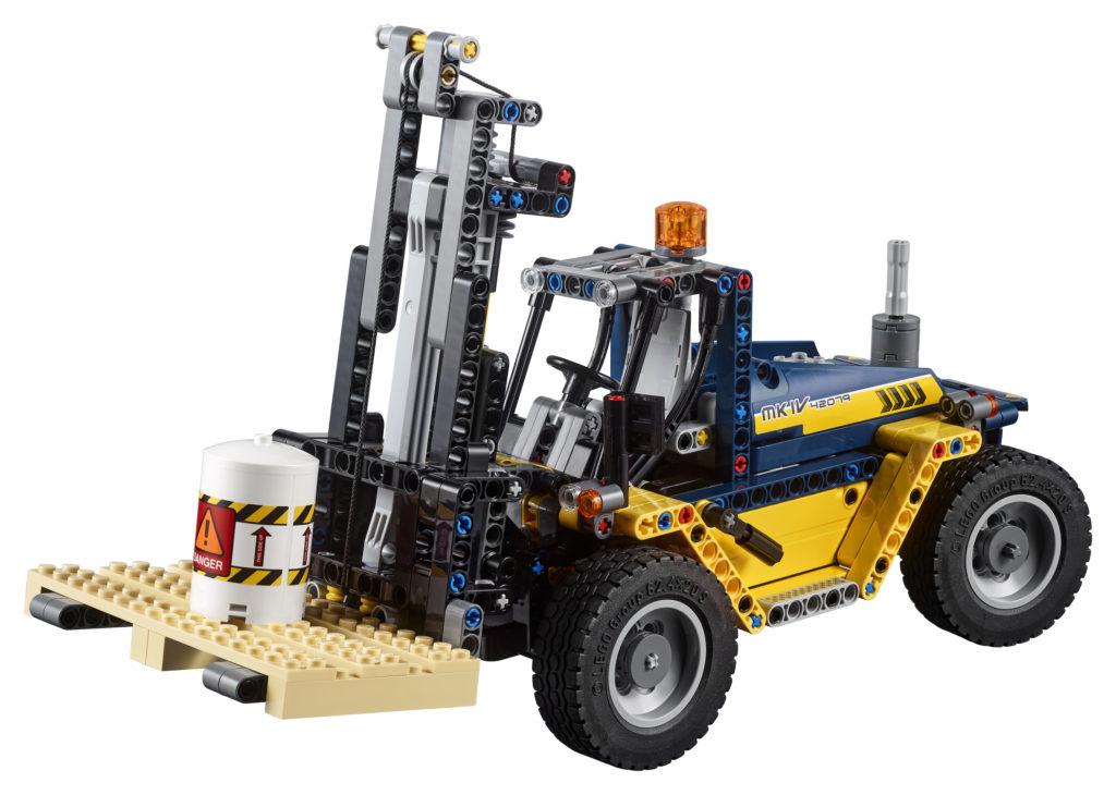 LEGO® Technic Harvester Forstmaschine (42079) - Produkt | ©LEGO Gruppe