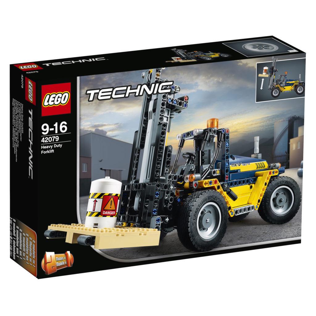 LEGO® Technic Harvester Forstmaschine (42079) - Packung | ©LEGO Gruppe