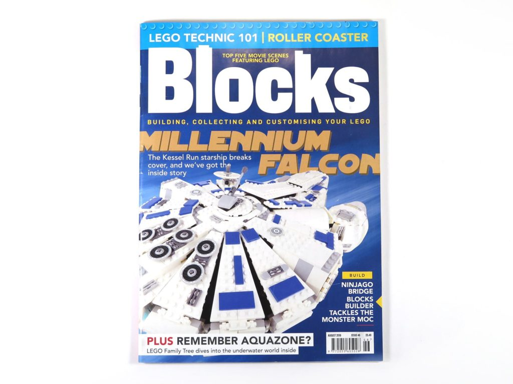 LEGO Blocks Magazin Ausgabe 46 - Cover