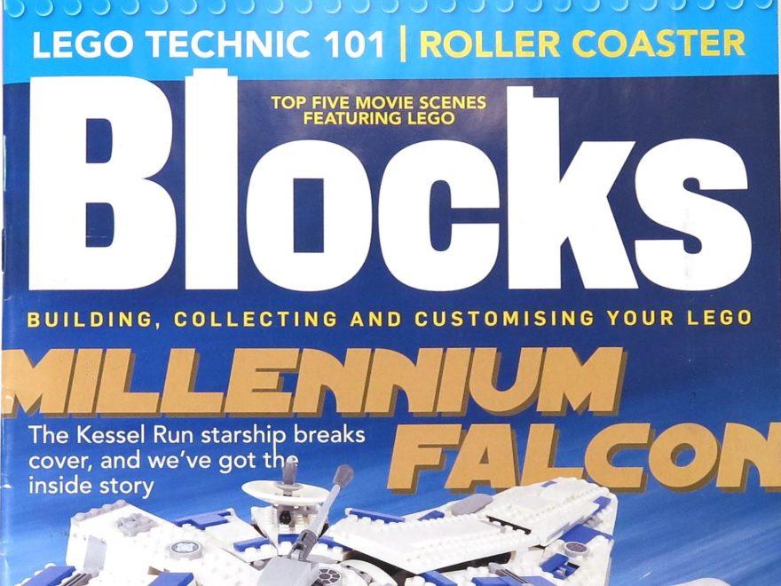 LEGO Blocks Magazin Ausgabe 46 - Titelbild