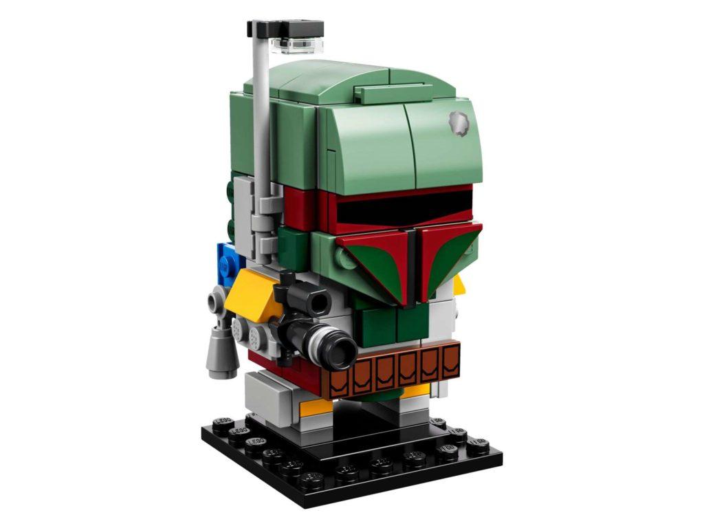 LEGO® Brickheadz™ Boba Fett™ (41629) - Set | ©2018 LEGO Gruppe