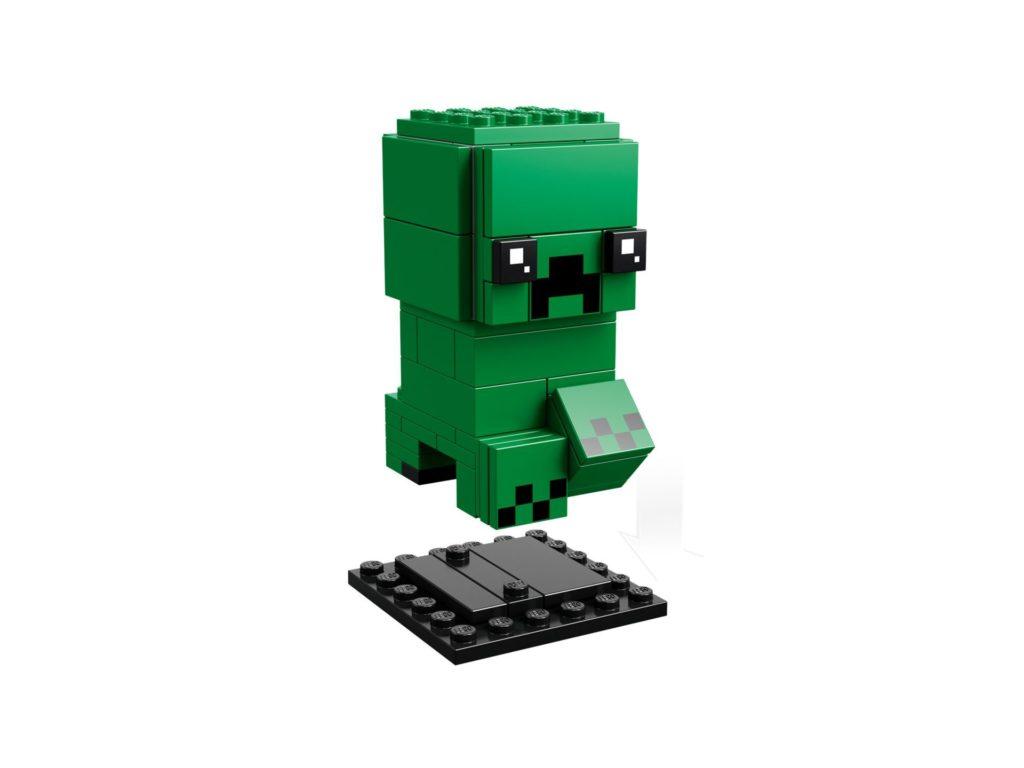 LEGO® Brickheadz™ Steve und Creeper (41612) - Bild 4 | ©LEGO Gruppe
