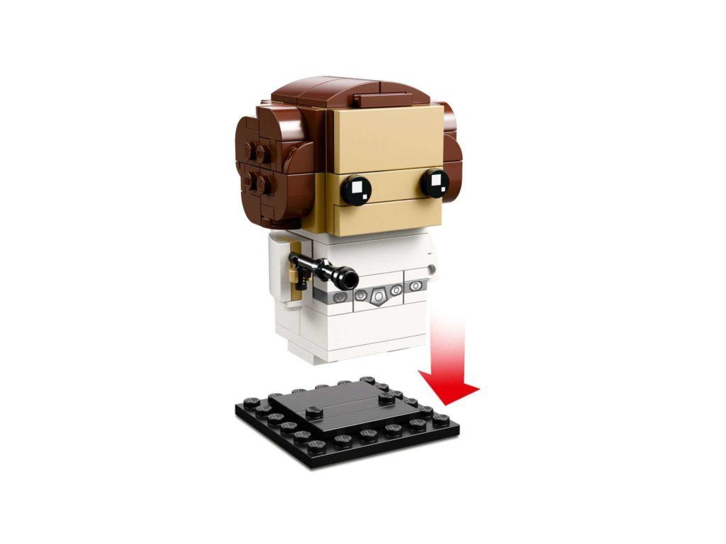 LEGO® Brickheadz™ Prinzessin Leia Organa™ (41628) - Set 2 | ©2018 LEGO Gruppe