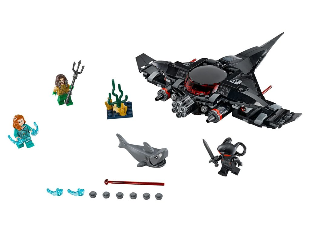 LEGO DC Comics Super Heroes Aquaman: Black Manta Strike - Set | ®2018 LEGO Gruppe