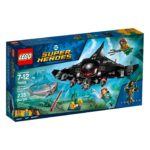 LEGO DC Comics Super Heroes Aquaman: Black Manta Strike - Packung Vorderseite | ®2018 LEGO Gruppe