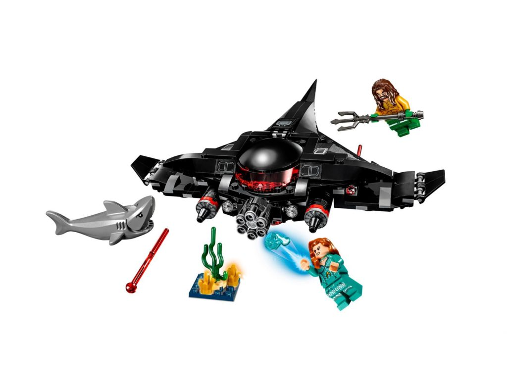 LEGO DC Comics Super Heroes Aquaman: Black Manta Strike - Set 2 | ®2018 LEGO Gruppe
