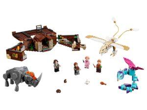 LEGO® Fantastic Beasts Newt und seine magischen Tierwesen (75952) - Bild 1 | ©2018 LEGO Gruppe