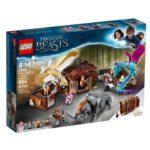 LEGO® Fantastic Beasts Newt und seine magischen Tierwesen (75952) - Bild 2 | ©2018 LEGO Gruppe