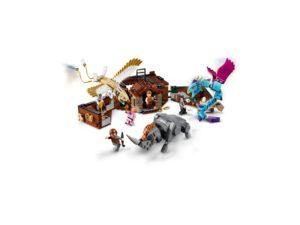 LEGO® Fantastic Beasts Newt und seine magischen Tierwesen (75952) - Bild 3 | ©2018 LEGO Gruppe