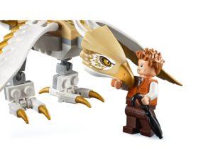 LEGO® Fantastic Beasts Newt und seine magischen Tierwesen (75952) - Bild 4 | ©2018 LEGO Gruppe