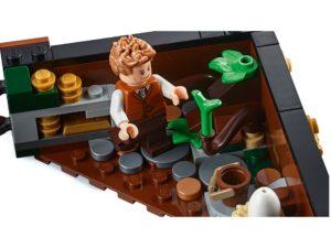 LEGO® Fantastic Beasts Newt und seine magischen Tierwesen (75952) - Bild 5 | ©2018 LEGO Gruppe