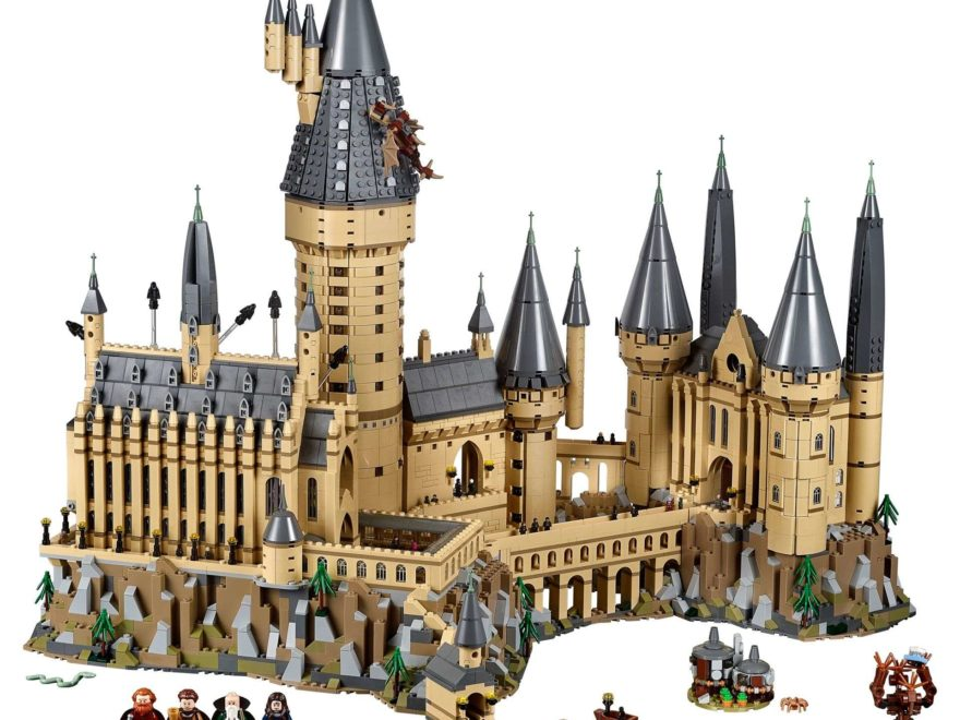LEGO® Harry Potter Hogwarts Castle (71043) | ©2018 LEGO Gruppe