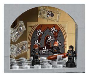 LEGO 71043 - Raum mit fliegenden Schlüsseln | ©2018 LEGO Gruppe