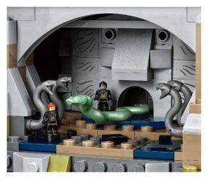 LEGO 71043 - Kammer des Schreckens | ©2018 LEGO Gruppe