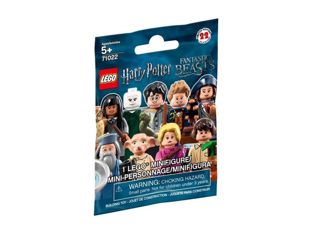 LEGO® Harry Potter Minifiguren Serie (71022) - Blind Bag | ©2018 LEGO Gruppe