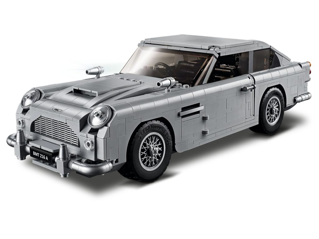 LEGO® James Bond Aston Martin DB5 (10262) - Bild 1 | ©2018 LEGO Gruppe