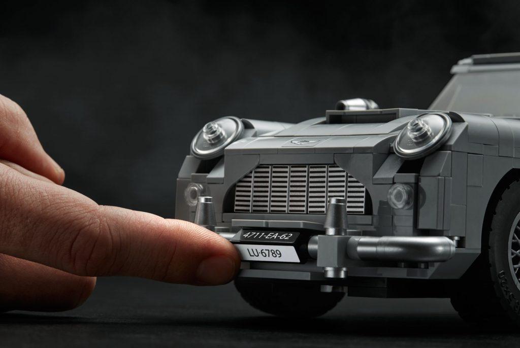 LEGO® James Bond Aston Martin DB5 (10262) - Bild 13   ©2018 LEGO Gruppe