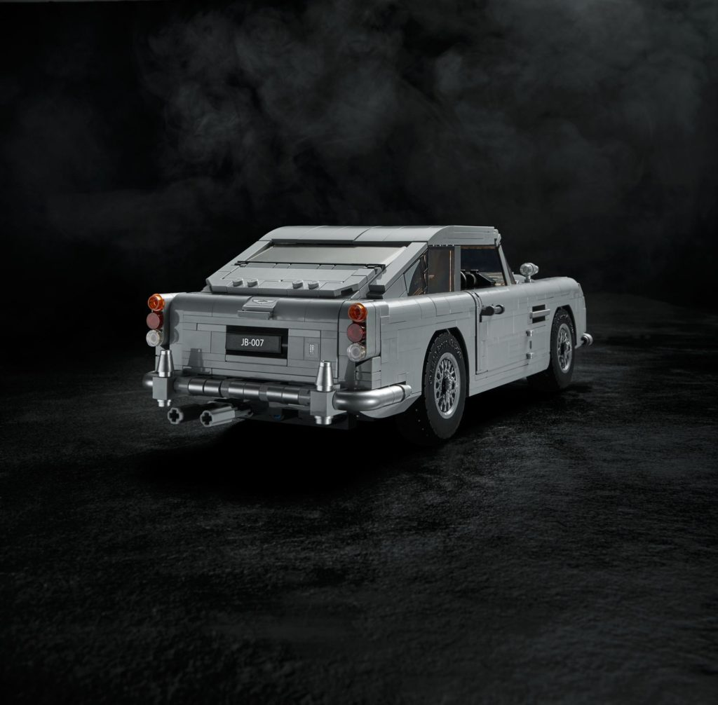 LEGO® James Bond Aston Martin DB5 (10262) - Bild 17   ©2018 LEGO Gruppe