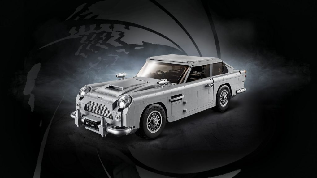 LEGO® James Bond Aston Martin DB5 (10262) - Bild 18 | ©2018 LEGO Gruppe