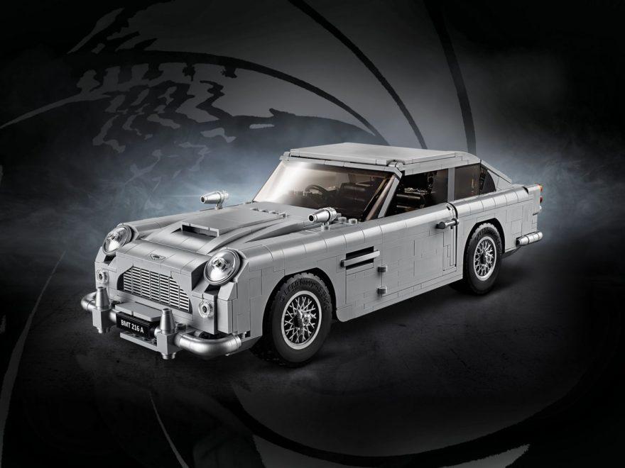 LEGO® James Bond Aston Martin DB5 (10262) - Bild 18   ©2018 LEGO Gruppe
