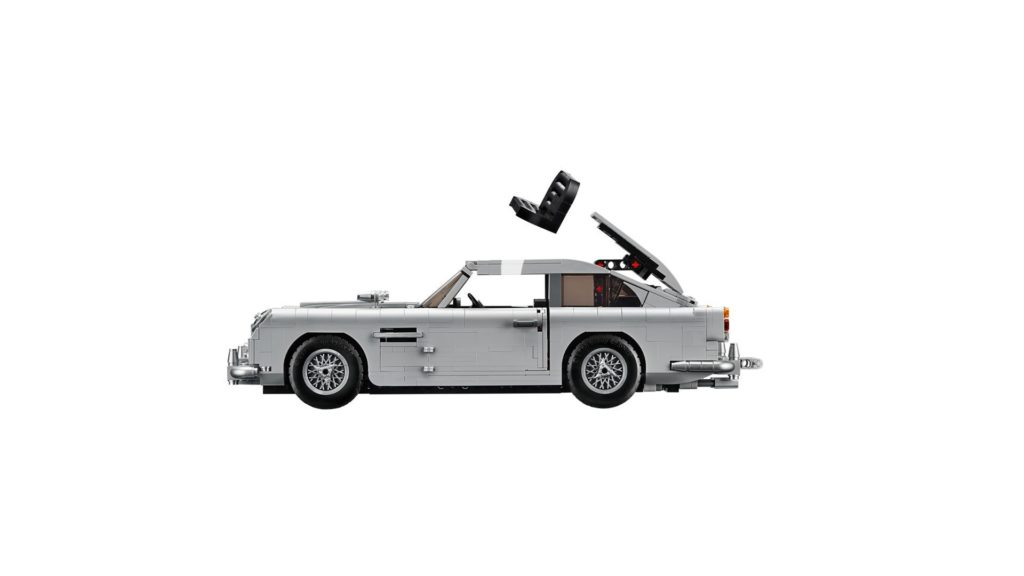 LEGO® James Bond Aston Martin DB5 (10262) - Bild 4 | ©2018 LEGO Gruppe
