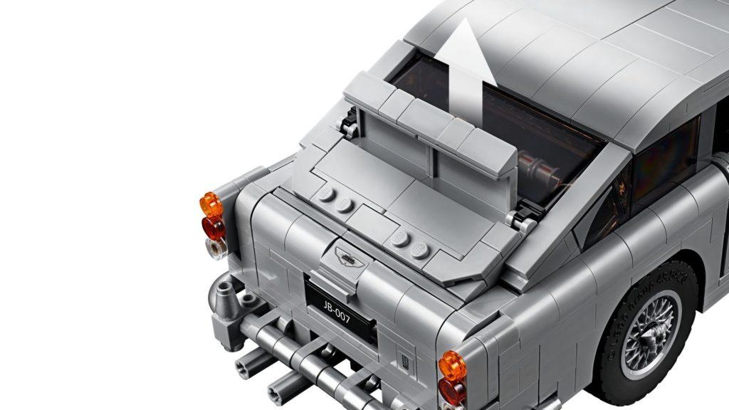 LEGO® James Bond Aston Martin DB5 (10262) - Bild 5   ©2018 LEGO Gruppe