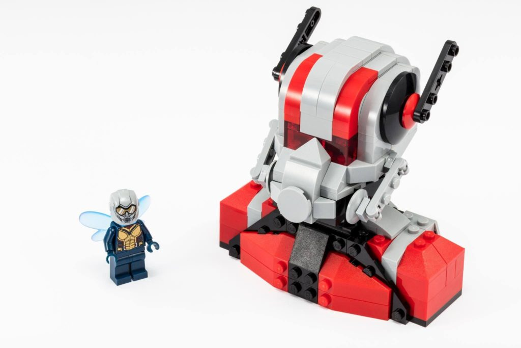 LEGO® Marvel Super Heroes Ant-Man and the Wasp (75997) - Set | ©LEGO Gruppe