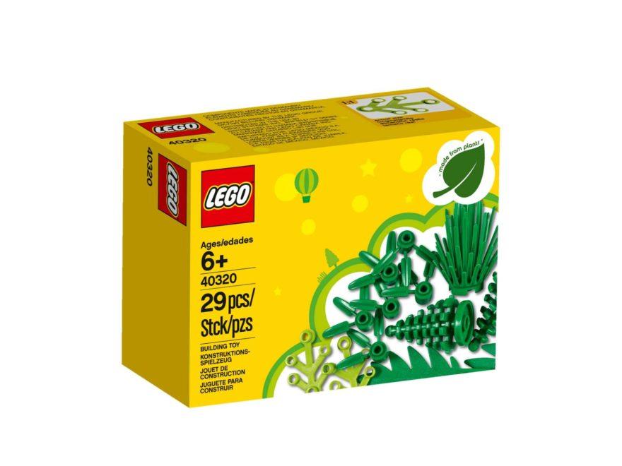 LEGO® Pflanzen aus Pflanzen (40320) - Packung Vorderseite | ©LEGO Gruppe