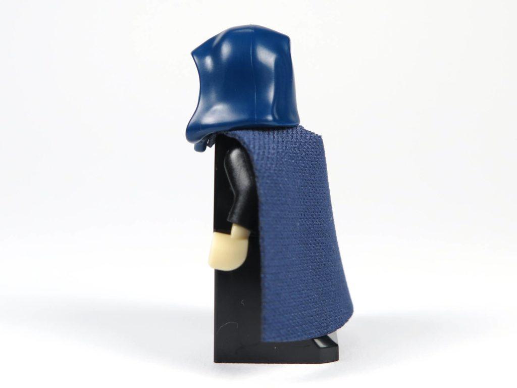 LEGO® Star Wars™ Jedi™ und Clone Troopers™ Battle Pack (75206) - Barriss Offee mit Kapuze, linke Seite | ©2018 Brickzeit