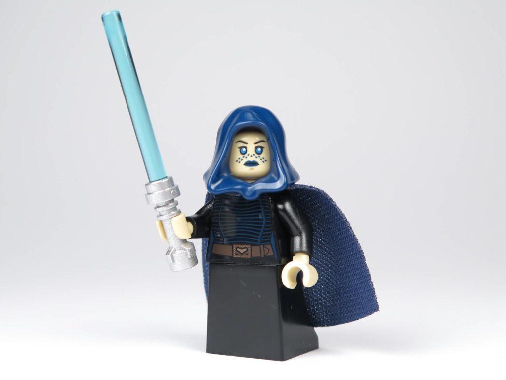 LEGO® Star Wars™ Jedi™ und Clone Troopers™ Battle Pack (75206) - Barriss Offee mit Lichtschwert | ©2018 Brickzeit