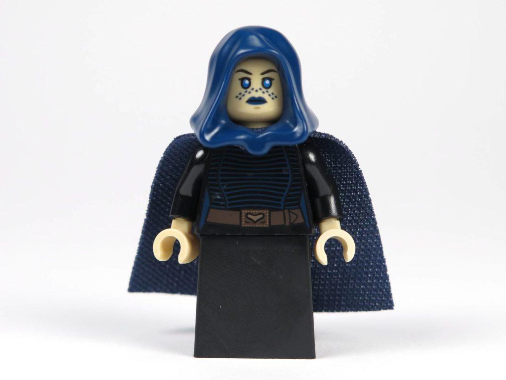 LEGO® Star Wars™ Jedi™ und Clone Troopers™ Battle Pack (75206) - Barriss Offee mit Kapuze und Umhang, Vorderseite | ©2018 Brickzeit