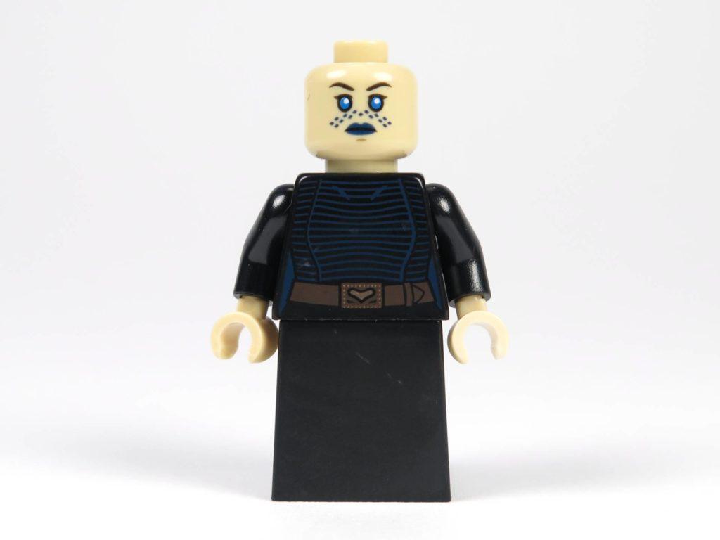 LEGO® Star Wars™ Jedi™ und Clone Troopers™ Battle Pack (75206) - Barriss Offee ohne Kapuze, Vorderseite | ©2018 Brickzeit
