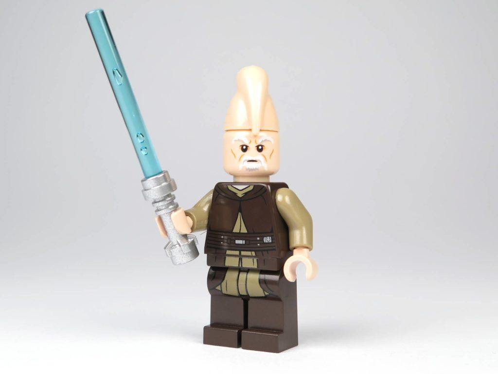 LEGO® Star Wars™ Jedi™ und Clone Troopers™ Battle Pack (75206) - Ki-Adi-Mundi mit Lichtschwert | ©2018 Brickzeit