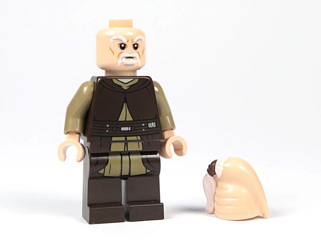 LEGO® Star Wars™ Jedi™ und Clone Troopers™ Battle Pack (75206) - Ki-Adi-Mundi ohne Kopfteil | ©2018 Brickzeit