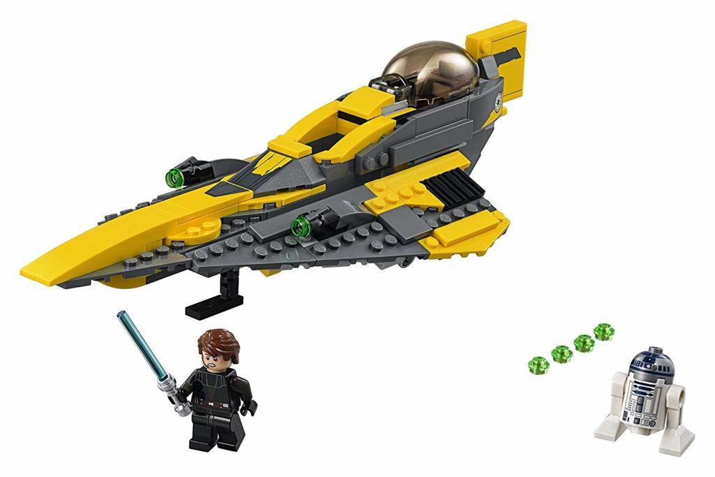 LEGO® Star Wars™ Anakins Jedi Starfighter (75214) Set | ©2018 LEGO Gruppe