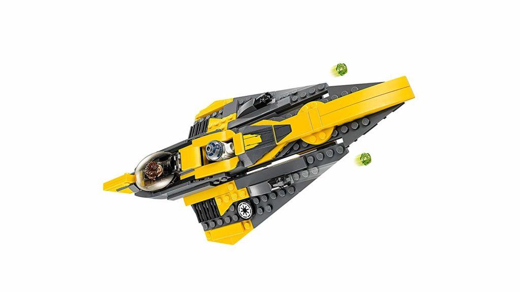 LEGO® Star Wars™ Anakins Jedi Starfighter (75214) Set 2 | ©2018 LEGO Gruppe