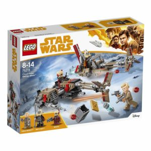 LEGO® Star Wars™ Cloud Rider Swoop Bikes (75215) - Packung | ©LEGO Gruppe