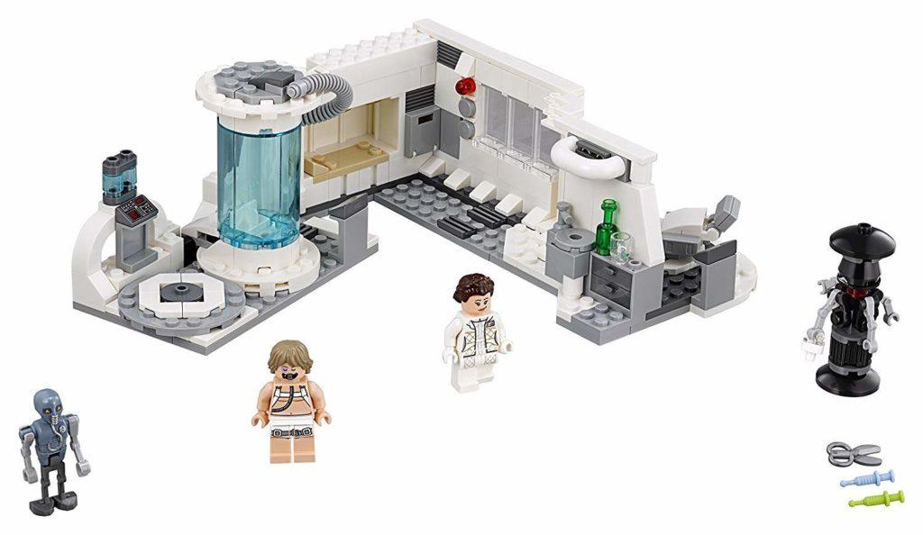 LEGO® Star Wars™ Heilkammer auf Hoth (75203) Set | ©2018 LEGO Gruppe