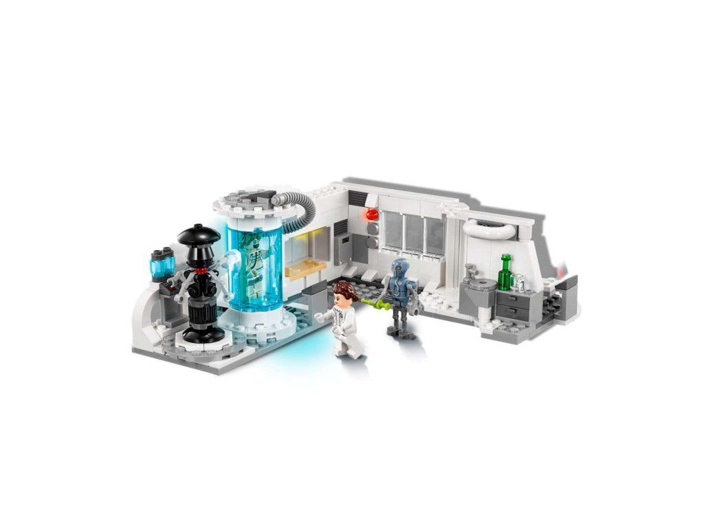 LEGO® Star Wars™ Heilkammer auf Hoth (75203) - Set | ©2018 LEGO Gruppe