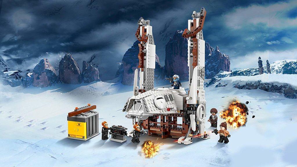LEGO® Star Wars™ Imperialer AT Hauler (75219) gelandet | ©2018 LEGO Gruppe