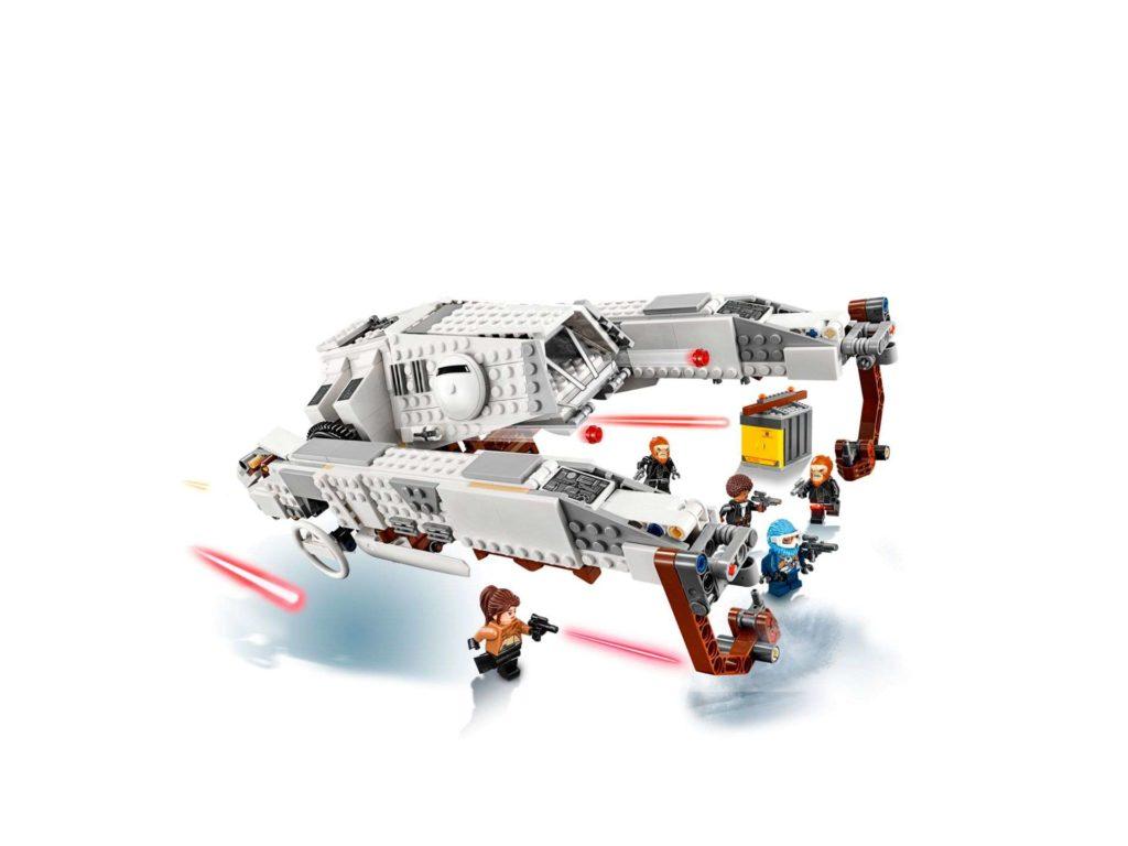 LEGO® Star Wars™ Imperialer AT Hauler (75219) im Anflug | ©2018 LEGO Gruppe