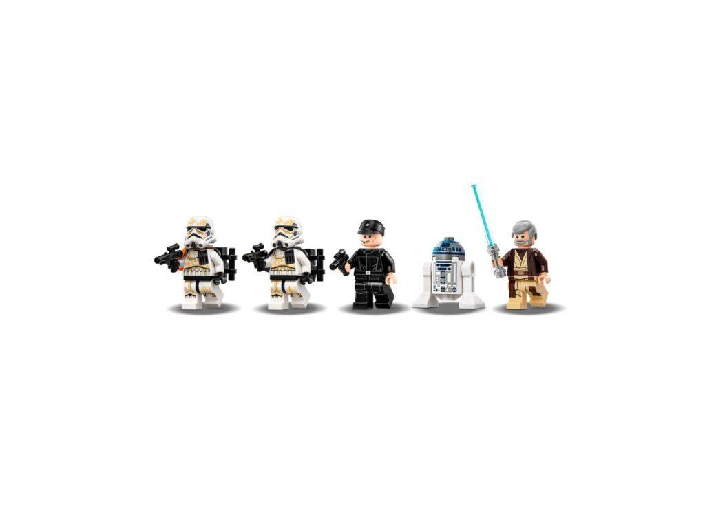 LEGO® Star Wars™ Imperiale Landefähre (75221) - Minifiguren | ©2018 LEGO Gruppe