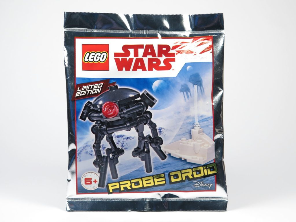 LEGO® Star Wars™ Magazin Nr. 38 - Polybag | ©Brickzeit
