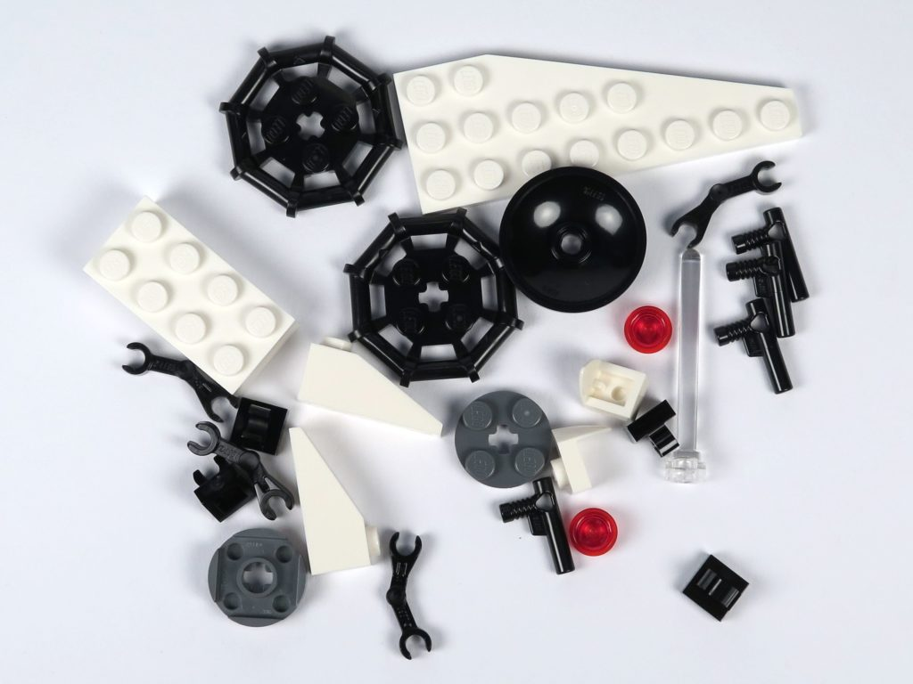 LEGO® Star Wars™ Magazin Nr. 38 - Polybag, Inhalt | ©Brickzeit