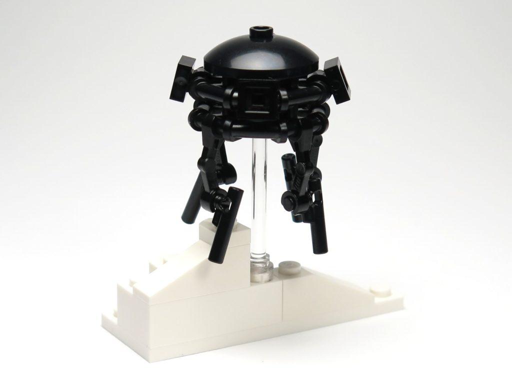 LEGO® Star Wars™ Magazin Nr. 38 - Set Rückseite | ©Brickzeit