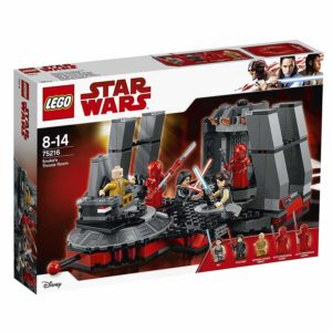 LEGO® Star Wars™ Snoke's Thronsaal (75216) - Packung | ©LEGO Gruppe